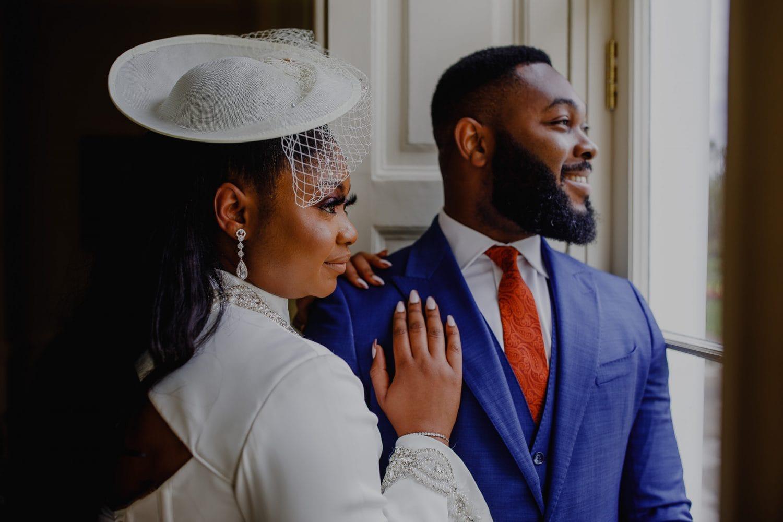 Valentine Mansion Wedding Photographer
